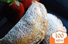 Фото рецепта: «Пирожки с ягодами»
