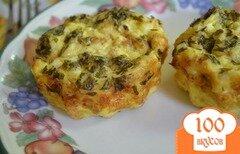 Фото рецепта: «Мини -фриттата на завтрак»