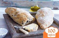 Фото рецепта: «Чиабатта - шедевр итальянской кухни»