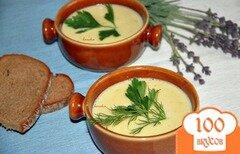 Фото рецепта: «Суп-пюре «Пармантье»»