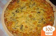 Фото рецепта: «Быстрая пицца»