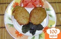 Фото рецепта: «Драники с мясом»