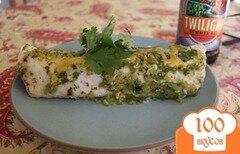 Фото рецепта: «Энчилада с кукурузой»
