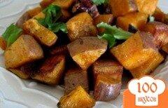 Фото рецепта: «Пряный картофель»
