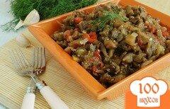 Фото рецепта: «Овощная икра»