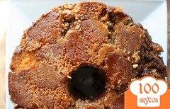 Фото рецепта: «Кокосово-шоколадный хлеб»