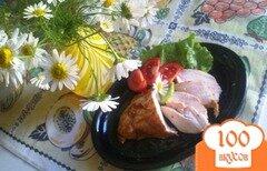 Фото рецепта: «Пастрома из куриного филе»
