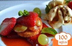 Фото рецепта: «Фруктовый десерт»