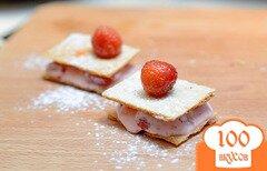 Фото рецепта: «Пирожные с клубникой»