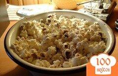 Фото рецепта: «Попкорн домашнего приготовления»