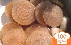 Фото рецепта: «Маринованный лук для шашлыка»