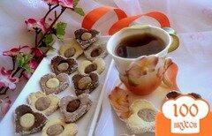 Фото рецепта: «Печенье Сердечки»