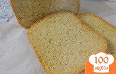 Фото рецепта: «Хлеб на сухом молоке для хлебопечки»