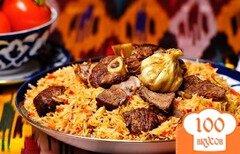 Фото рецепта: «Узбекский Плов»