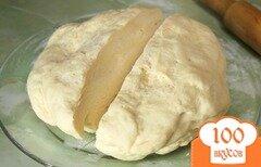 Фото рецепта: «Сдобное тесто в хлебопечке»