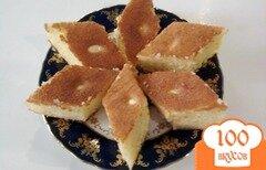 Фото рецепта: «Восточный десерт - ревани»