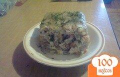Фото рецепта: «Курочка в коробочке»