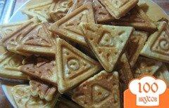Фото рецепта: «Печенье в форме»