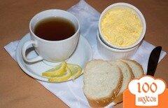 Фото рецепта: «Яичное масло для завтрака»