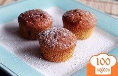 Фото рецепта: «Тыквенные кексы»
