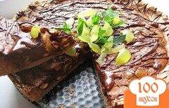 Фото рецепта: «Торт шоколадно-ореховый»