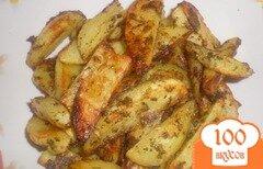 Фото рецепта: «Картошка по-деревенски»