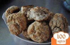 Фото рецепта: «Булочки с черным перцем»