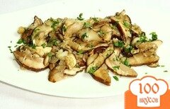 Фото рецепта: «Белые грибы жареные»