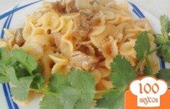 Фото рецепта: «Плов из макарон»