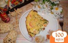 Фото рецепта: «Омлет по-деревенски»