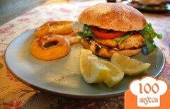 Фото рецепта: «Сэндвичи с рыбой»