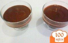 Фото рецепта: «Шоколадный пудинг»