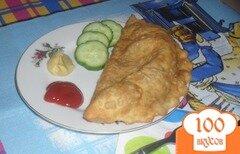Фото рецепта: «Чебуреки с бараниной»
