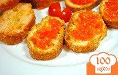 Фото рецепта: «Тосты с помидорами»
