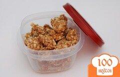Фото рецепта: «Гранола с арахисовым маслом»