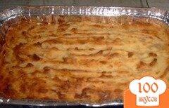 Фото рецепта: «Картофельная запеканка с мясом»