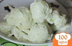 Фото рецепта: «Мороженое из авокадо»