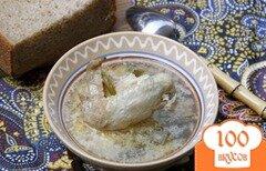 Фото рецепта: «Суп из курицы с сельдереем по-гречески»