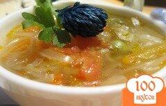 Фото рецепта: «Суп из свежей капусты»