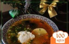 Фото рецепта: «Суп-солянка»