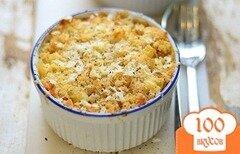 Фото рецепта: «Запеченная паста с сыром»