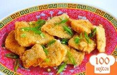 Фото рецепта: «Филе минтая в кляре»