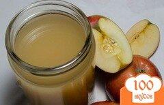 Фото рецепта: «Домашний яблочный уксус»