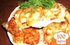 Фото рецепта: «Куриное филе под сырной корочкой»