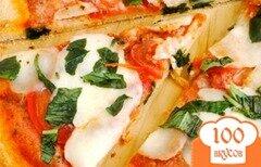 Фото рецепта: «Пицца Маргарита»