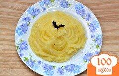 Фото рецепта: «Пюре картофельное с молоком»