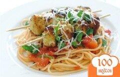 Фото рецепта: «Куриный шашлык по-итальянски»