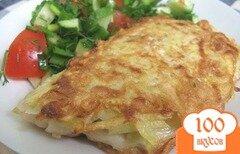 Фото рецепта: «Рыба в картофельной корочке»