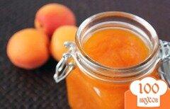 Фото рецепта: «Пряный абрикосовый джем»