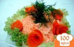 Фото рецепта: «Салат из свежей моркови»